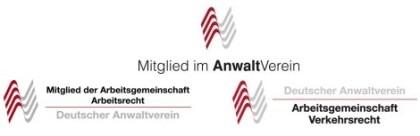 Mitgliedschaften im deutschen Anwaltsverein